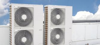清洗家用中央空调