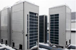 珠海特灵空调维修上门-商业中央空调有什么优点