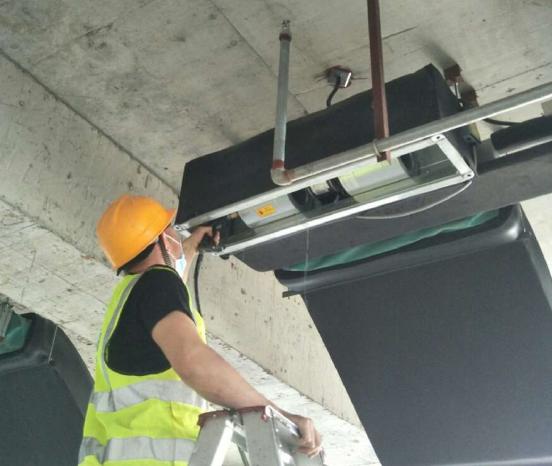 深圳开利空调售后电话-中央空调出风口选择及安装注意事项