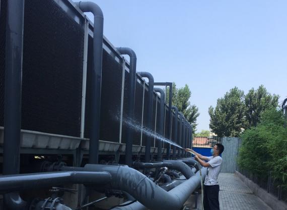 佛山新飞空调维修中心-螺杆式冷水机组的维护保养(图2)