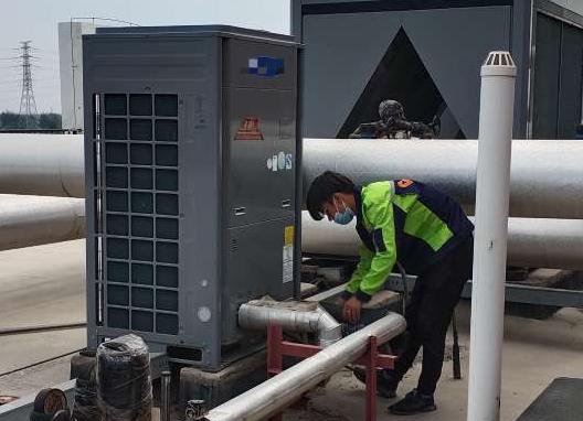 厦门美的中央空调维修-办公楼中央空调水系统维保