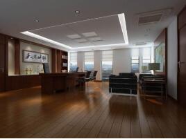 惠州春兰空调售后维修-办公楼中央空调改造(图1)
