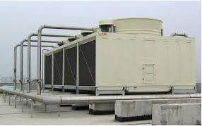 珠海富士通空调维修上门-中央空调冷却塔噪音维修怎么做