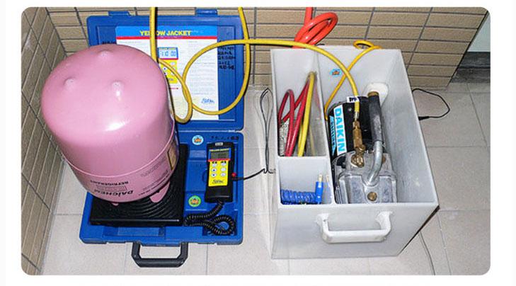 单位中央空调冷媒管道安装要求(图2)