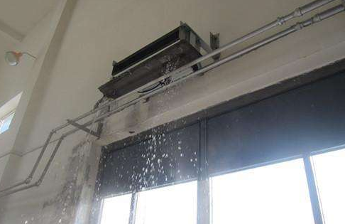 办公楼中央空调风机盘管改造安装(图2)