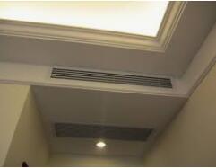 家用中央空调故障维修