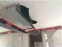 贵阳松下空调维修中心-家庭中央空调管道清洗