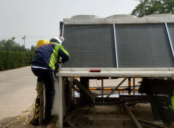 嘉兴日立空调售后电话号码-中央空调通风系统产生噪声的原因