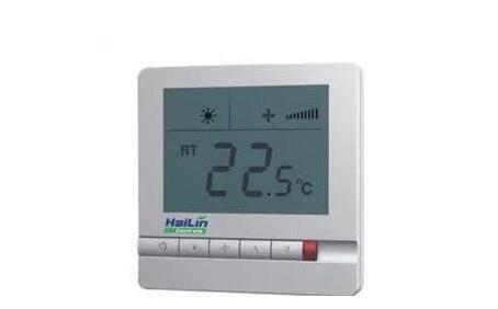 海林中央空调温控器设置方法(图1)