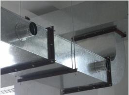 南昌春兰售后维修-详细的中央空调风管清洗技巧