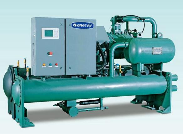 青岛海信中央空调维修电话-中央空调保养:水源热泵机组的保养