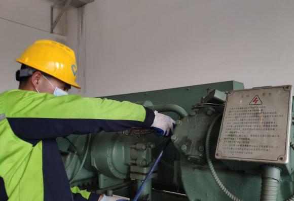 上海中央空調漏水維修