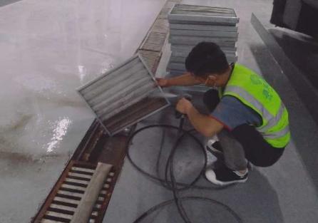 杭州新科中央空调维修-中央空调为什么要清洗你知道吗(图2)