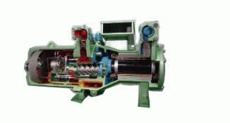 大型中央空调压缩机维修
