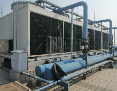 重庆海尔中央空调维修电话-中央空调冷却塔安装注意事项(图1)