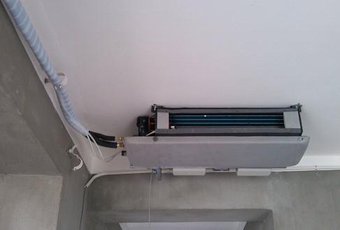 冷媒多联机室内机设计过程中常见问题分析(图2)