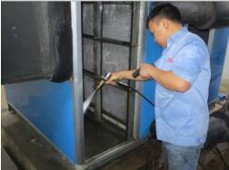 广州麦克维尔中央空调售后维修-中央空调清洗的原因及必要性