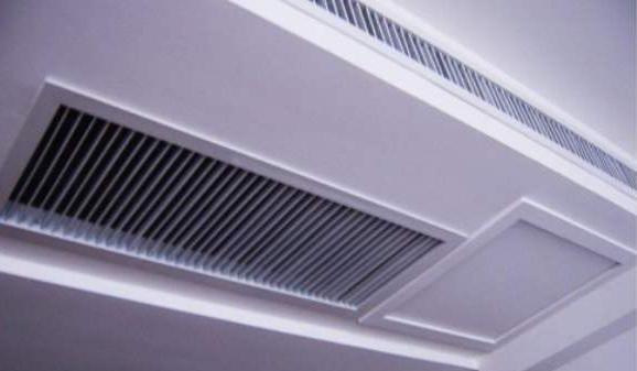 中央空调检修口预留时应该注意哪些问题(图1)