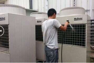 商用中央空调清洗的好处有哪些