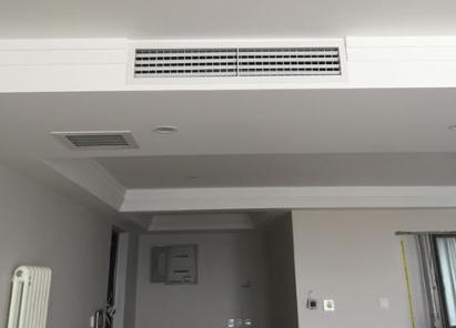 苏州格力空调售后网点-中央空调出风口风量小维修