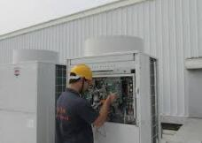 南昌海尔空调维修热线-中央空调清洗一次多少钱,中央空调清洗价格(图1)