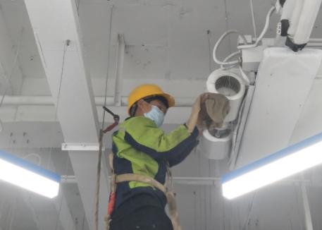 江门卡萨帝空调售后中心-中央空调各种阀门的维修保养