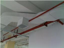 南京新飞空调检修-中央空调管道清洗 有哪些方法