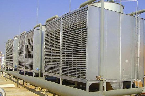 东莞富士通空调维修中心-冷却塔填料堵塞维修分析