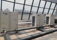 天津春兰中央空调维修(春兰中央空调漏水是什么原因)