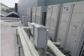 海口富士通空调维修客服电话-商用中央空调安装要点(图1)