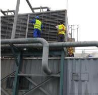 深圳lg空调维修热线-中央空调应该怎么清洗(图1)