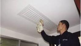 江门新科中央空调售后电话-中央空调通风系统清洗(图1)