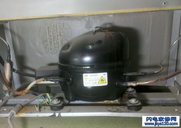 贵阳爱芭冰箱售后维修-冰箱压缩机不启动故障都有哪些原因—冰箱压缩机不启动故障原因