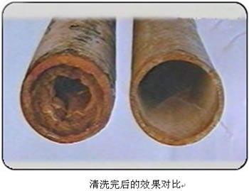 宿迁管道机械清淤-北京高压清洗管道冲洗出来的下水道效果可见(图1)